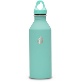MIZU M8 Bottle with Mint Loop Cap 800ml Soft Touch Spearmint LE